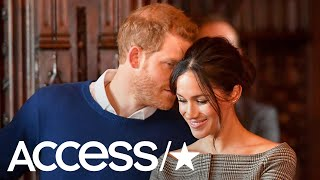 Prince Harry & Meghan Markle's Cutest PDA Moments So Far | Access