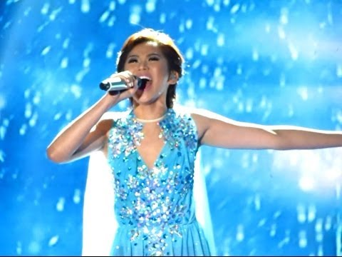 Sarah Geronimo - Let It Go Cover [frozen] Offcam (06apr14) video