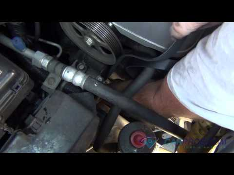 2008 Acura Mdx Transmission Fluid Change 1080p How To