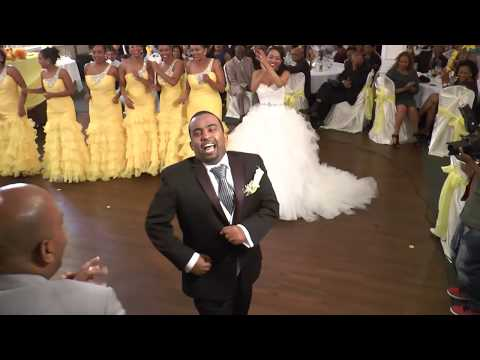 "Teddy Afro Wedding song  ""Kaba"""