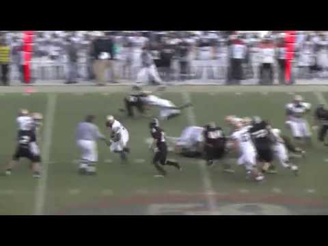 Mullen High School 2009 5A Football Championship Highlight