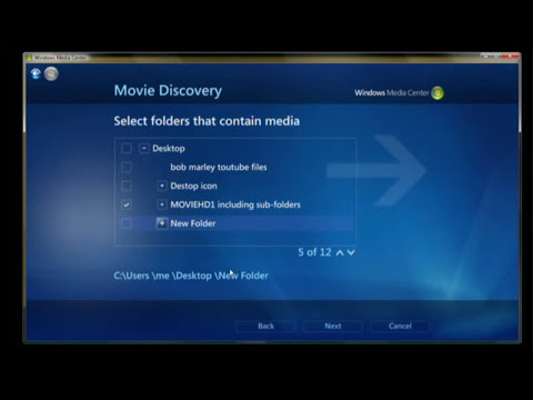 Dvd and Bluray Movies to Windows Media Center {GUIDE} VISTA/WINDOWS 7