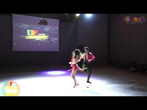 Umut & Beste Dance Performance - EDF 2016