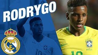 Rodrygo Goes | NEW Real Madrid player