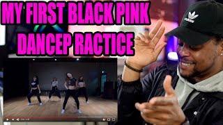 BLACKPINK - '뚜두뚜두 (DDU-DU DDU-DU)' DANCE PRACTICE VIDEO (MOVING VER.) | REACTION!!!