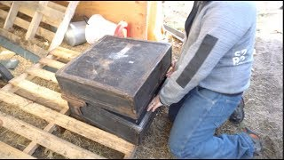 WE FOUND A 100 YEAR OLD SAFE! It's Locked- What's Inside?