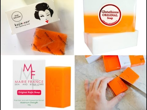 The 3 Best Brands Of Kojic Acid Soap - 2 minute review