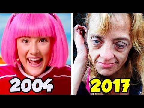 7 Crianças Famosas Antes e Depois 2017