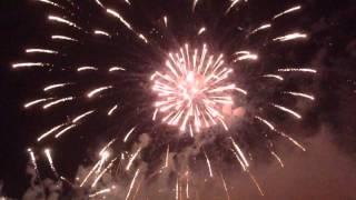Fireworks HD slo mo 60fps