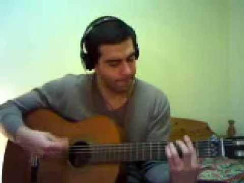 Shym - Si Tu Savais - Comment Jouer Guitare - Petros