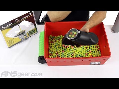 JT Revolution Paintball Loader - Review