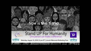 Stand Up For Humanity! 2019