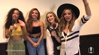 Stav & Abby catch up with Little Mix