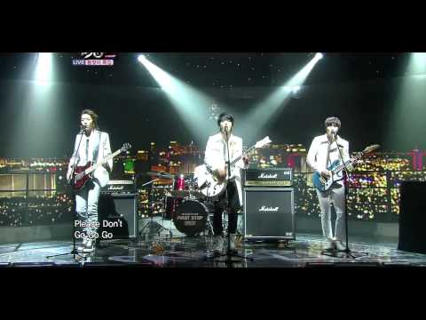 [110325] Cn Blue Comeback Stage - Intuition video