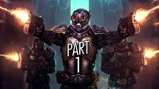 Destiny Gameplay Walkthrough Part 1 - Review - Mission 1 (PS4)