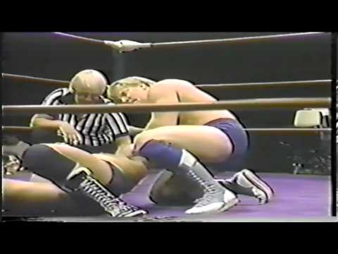 Ring Fighters/Vintage Pro wrestling Tim Horner vs Dale Veasy