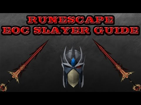 RuneScape EoC Slayer Guide | Ascension Members (Rorarius)