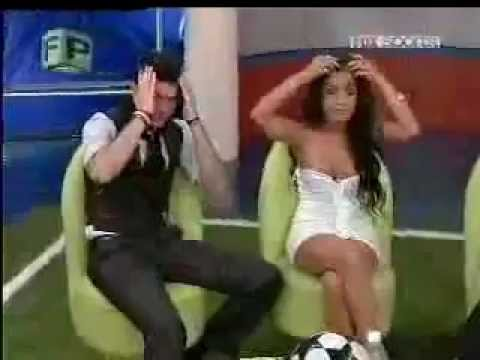 Larissa Riquelme Fpt Mexico Dance video