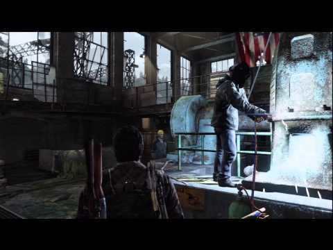The Last of Us - Hydroelectric Dam (Tommy's Dam)