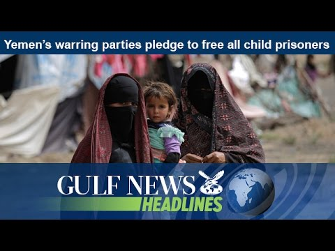 Yemen's warring parties pledge to free all child prisoners  - GN Headlines