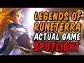 Legends Of Runeterra ACTUAL Game Spotlight