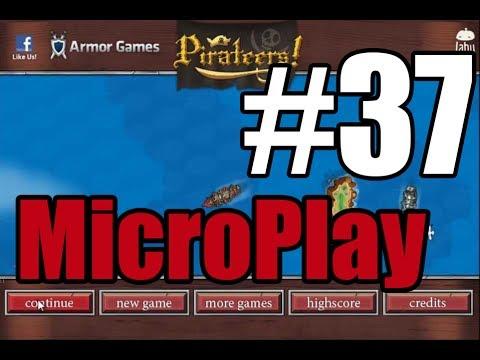 Pirateers - Стань настоящим ПИРАТОМ!! [MicroPlay]