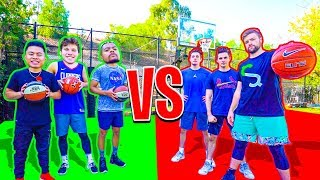 EPIC 2HYPE BANK NBA BASKETBALL CHALLENGE!!