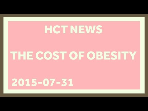 Reducing Obesity Won't Necessarily Reduce Care Costs: Healthcare Triage News