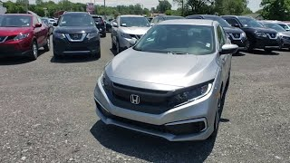 2019 Honda Civic Sedan Muskogee, Pryor, Broken Arrow, Tulsa, Fort Gibson, OK H1505