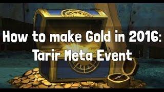 How to make Gold in GW2 in 2016: Tarir Meta Event