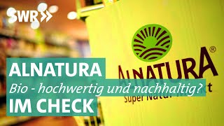 Alnatura im Check