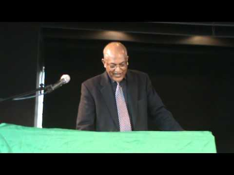 Tekle Yeshaw presentation on Tigray hate for Amharas part 1