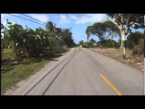 Rally Barbados 2013  LIME Banks Golden Grove
