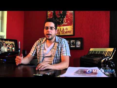 Onde e com quem gravar? FERNANDO SANFA - Produtor Musical