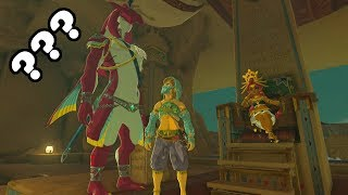 Taking Sidon to Gerudo Town- Will they let him in?