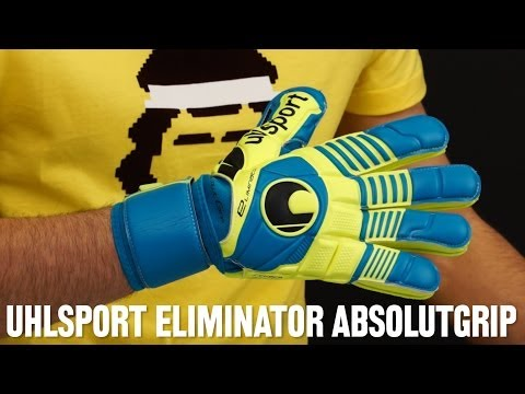 Review guantes Uhlsport Eliminator Absolutgrip
