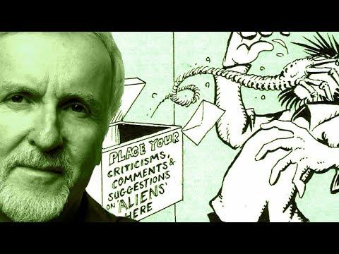 """James Cameron Responds To Criticisms Of """"Aliens"""" - 1987"""
