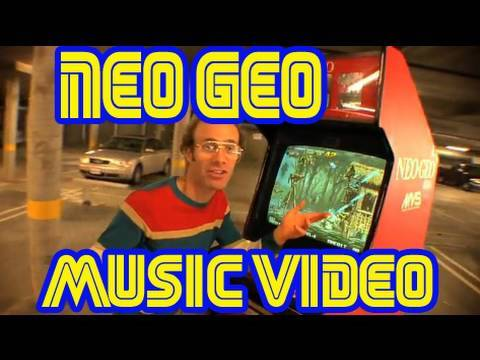Keith Apicary - Four Bright Buttons And Two Joysticks Neo Geo