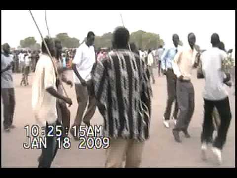 Dinka Bor Dance