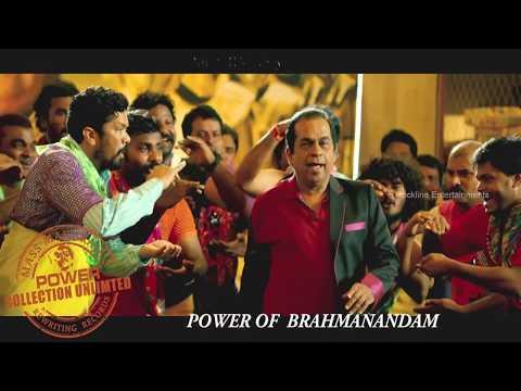 Brahmi Dance - Power Movie Songs - Ravi Teja Hansika Regina...