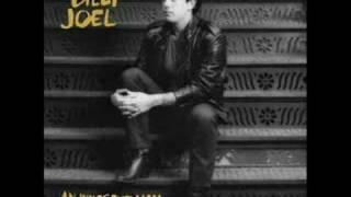 Watch Billy Joel Christie Lee video