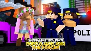 Minecraft Adventure - LITTLE KELLY BREAKS THE LAW!!