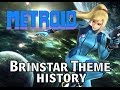 Metroid: Brinstar's Theme History