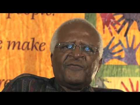 Archbishop Desmond Tutu Tribute to Harry Belafonte