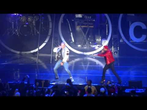 HD Chris Brown Feat Tyga & Kevin McCall  Snapbacks Back & Holla At Me    Irvine, CA