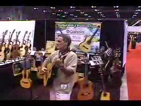 Jeff Linsky plays Giannini Craviola