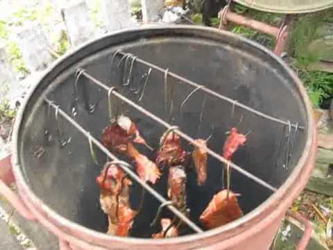 kako najjednostavnije osušiti meso... - YouTube
