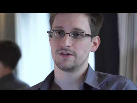 Edward Snowden interview:  The US government will say I aided our enemies  - NSA whistleblower