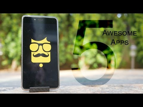5 Awesome Android Apps You Won't Regret Trying! Android Tips #48
