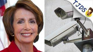 Pelosi Just Helped Trump Spy On You!